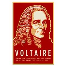 Voltaire Posters