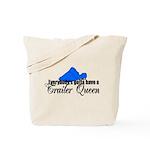 atrailerqueen.png Tote Bag