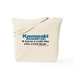 kawiinvader.png Tote Bag