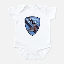 Seattle Port Police Onesie