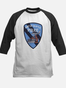 Seattle Port Police Tee