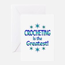 Crocheting is the Greatest Greeting Card