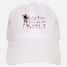 GUNS AND GIRLS Baseball Baseball Baseball Cap