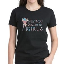 GUNS AND GIRLS T-Shirt