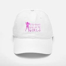 GUNS AND GIRLS Baseball Baseball Baseball Cap