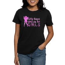 GUNS AND GIRLS T-Shirt