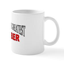 """The World's Greatest Barber"" Mug"