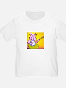 Filthy Banjo Playing T-Shirt