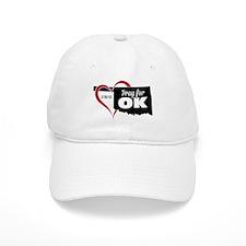 Pray for OK Baseball Baseball Cap