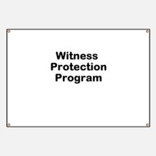 Witness Protection Program Banner