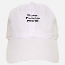 Witness Protection Program Baseball Baseball Baseball Cap