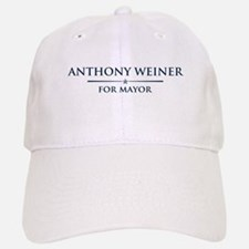 Vote Anthony Weiner Baseball Baseball Cap