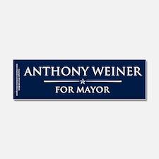 Vote Anthony Weiner Car Magnet 10 x 3