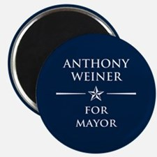 "Vote Anthony Weiner 2.25"" Magnet (10 pack)"