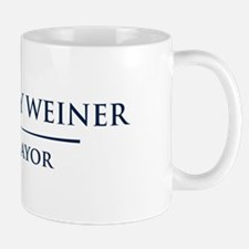 Vote Anthony Weiner Mug