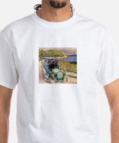 Antique Sunday Drive by the Sea Shirt