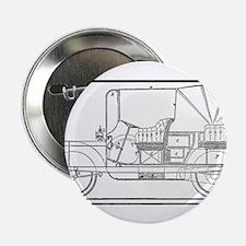 """Classic Antique Touring Automobile 2.25"""" Button"""