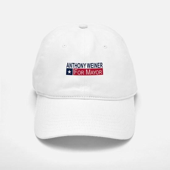 Elect Anthony Weiner Baseball Baseball Cap