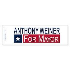 Elect Anthony Weiner Bumper Sticker