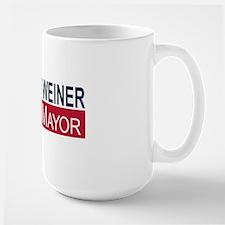 Elect Anthony Weiner Mug