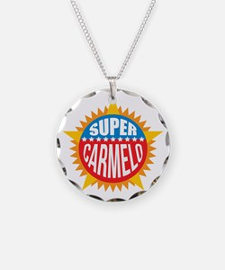 Super Carmelo Necklace
