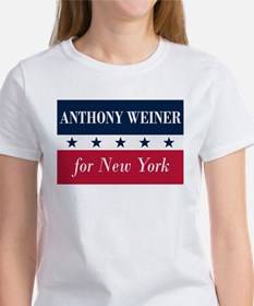 Anthony Weiner for NYC Tee