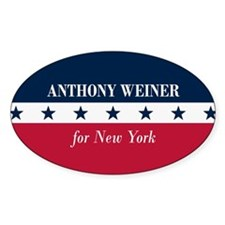 Anthony Weiner for NYC Decal