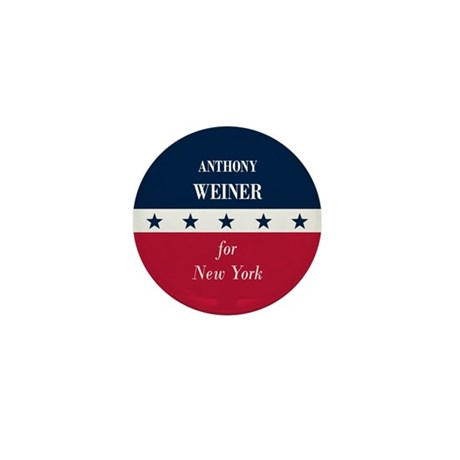 Anthony Weiner for NYC Mini Button (10 pack)