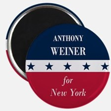 "Anthony Weiner for NYC 2.25"" Magnet (10 pack)"