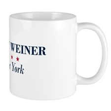 Anthony Weiner for NYC Mug