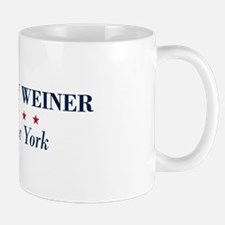 Anthony Weiner for NYC Mug