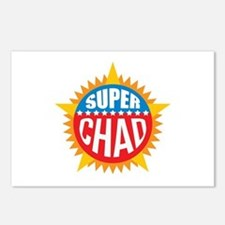 Super Chad Postcards (Package of 8)