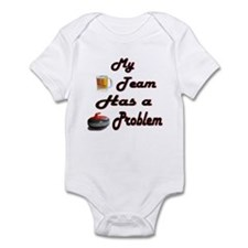 My Drinking Team... Infant Bodysuit