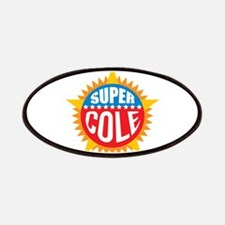 Super Cole Patches