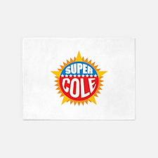 Super Cole 5'x7'Area Rug