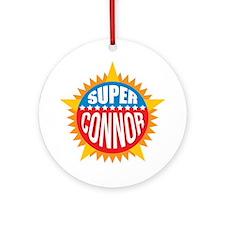 Super Connor Ornament (Round)