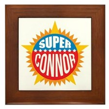 Super Connor Framed Tile