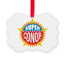 Super Conor Ornament