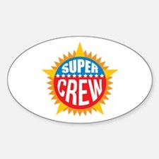 Super Crew Decal