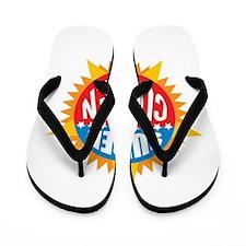 Super Cullen Flip Flops