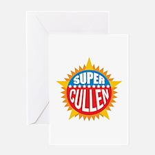 Super Cullen Greeting Card