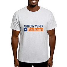 Elect Anthony Weiner OB T-Shirt