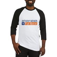 Elect Anthony Weiner OB Baseball Jersey