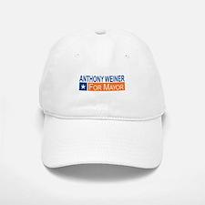 Elect Anthony Weiner OB Baseball Baseball Cap