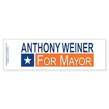 Elect Anthony Weiner OB Bumper Sticker