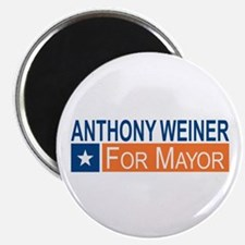 "Elect Anthony Weiner OB 2.25"" Magnet (10 pack)"