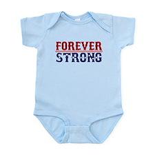 Forever Strong Infant Bodysuit