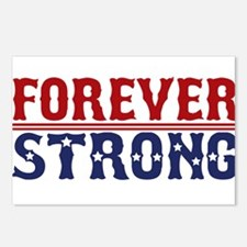 Forever Strong Postcards (Package of 8)