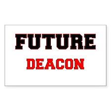 Future Deacon Decal