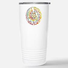 All You Need III Stainless Steel Travel Mug